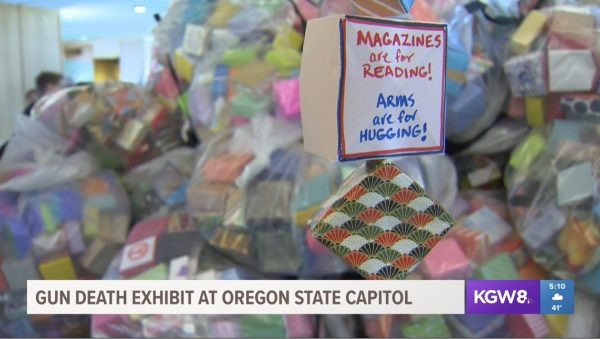 Exhibit and Procession at the Oregon State Capitol, Salem, OR 2019