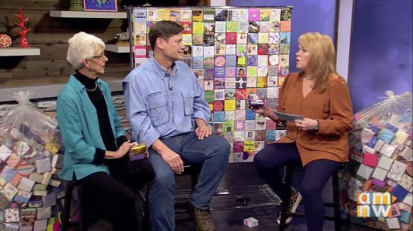 Portland morning show interview, 2020