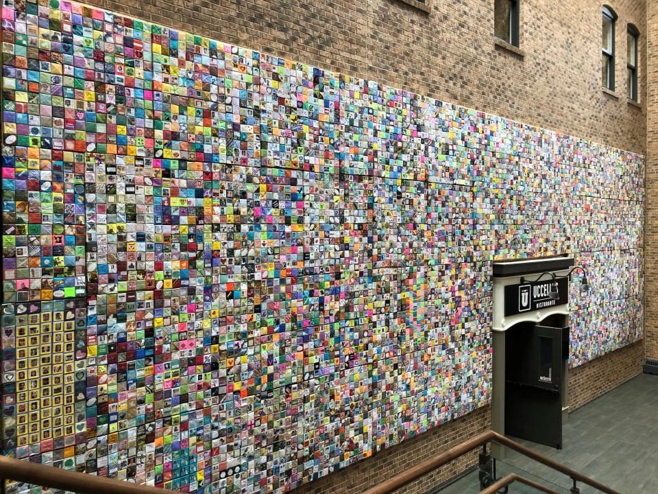 8,800 Soul Boxes at ArtPrize in Grand Rapids, MI